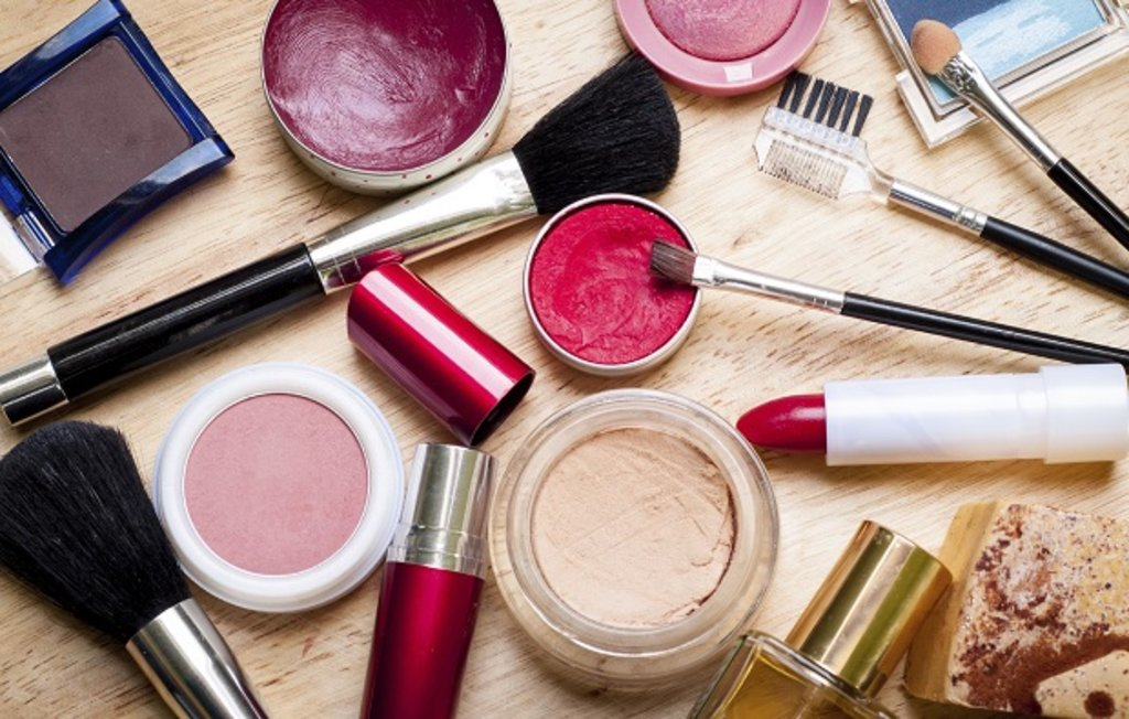 Take multi-use beauty products