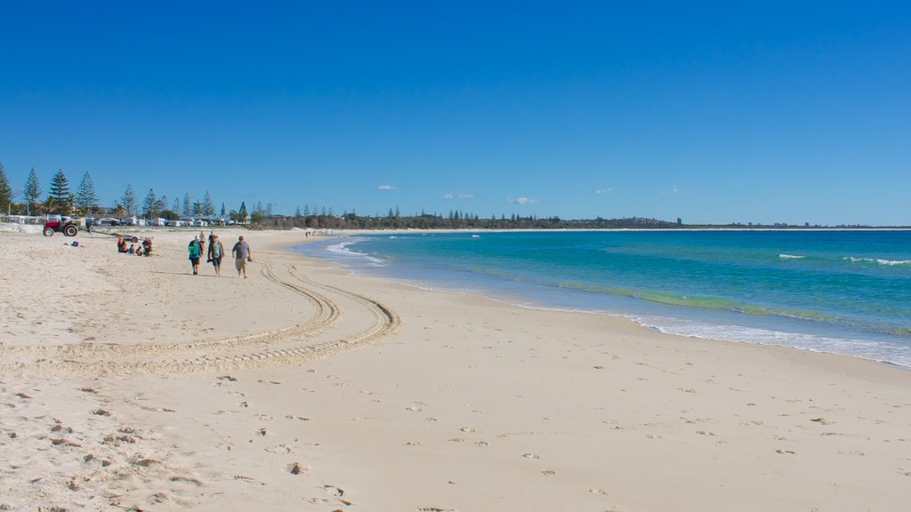 Kingscliff featuring a sandy beach
