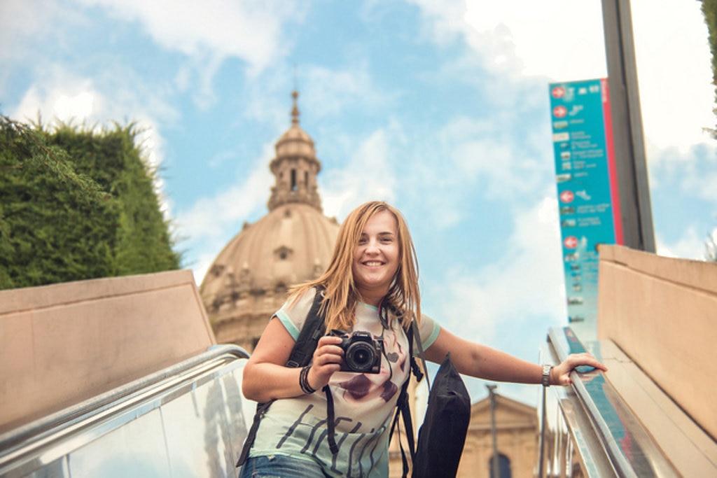 Barcelona Tourist