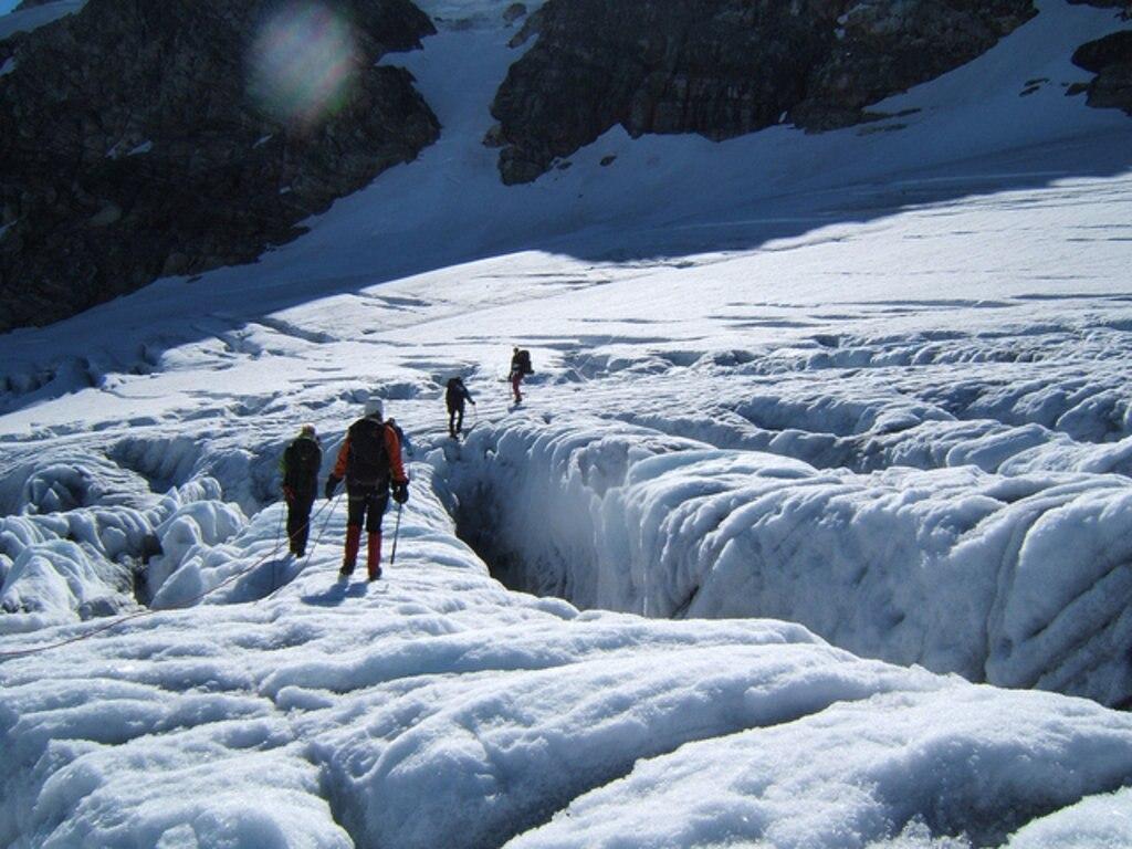 Hardangerjokulen Glacier, Star Wars
