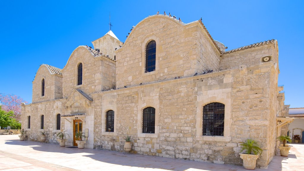Church of Saint Lazarus which includes heritage architecture, religious aspects and a church or cathedral
