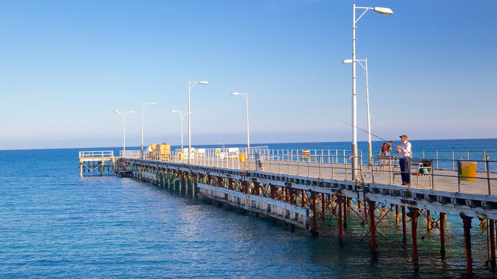 Limassol which includes general coastal views