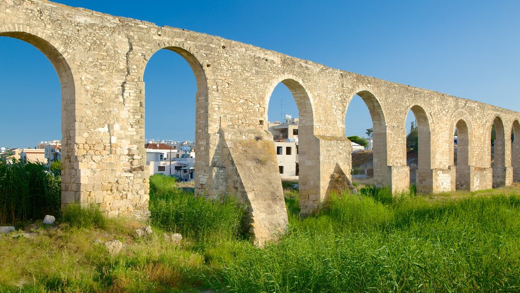 Larnaca Aqueduct which includes heritage architecture