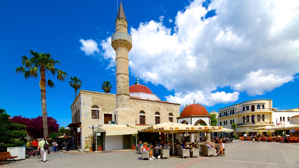 Kos featuring heritage architecture