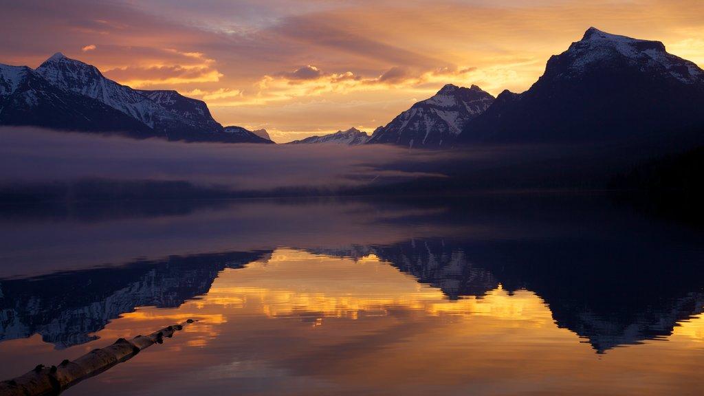 Montana que incluye vistas de paisajes, vistas generales de la costa y montañas