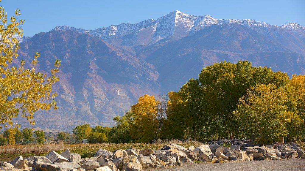 Utah featuring mountains
