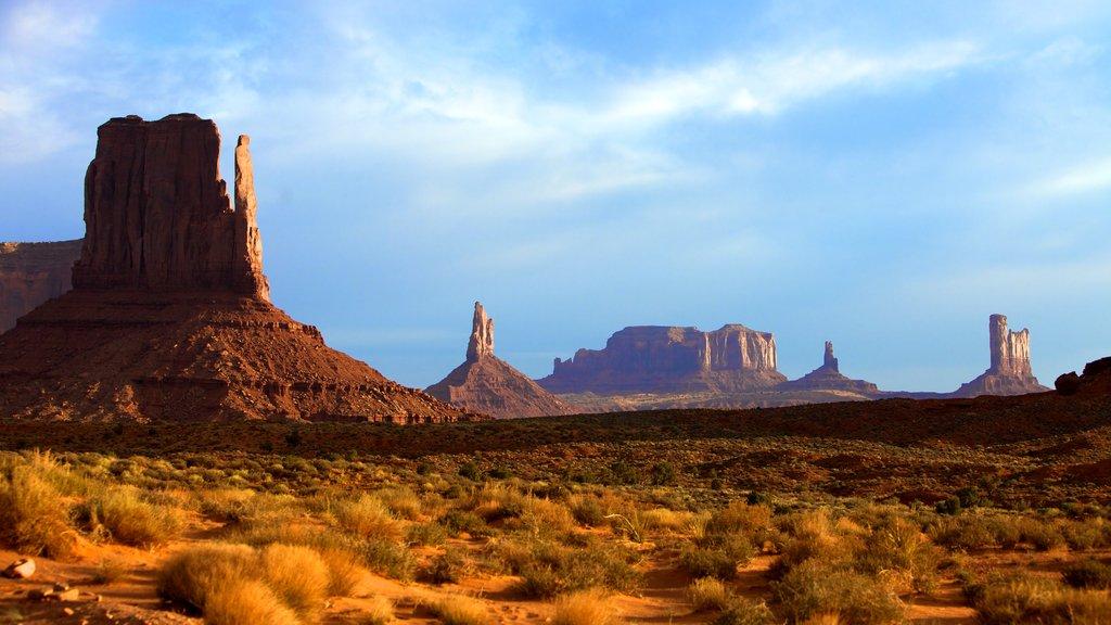 Utah showing landscape views and desert views