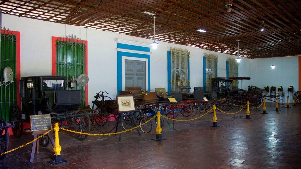 Transport Museum Guillermo Jose Schael