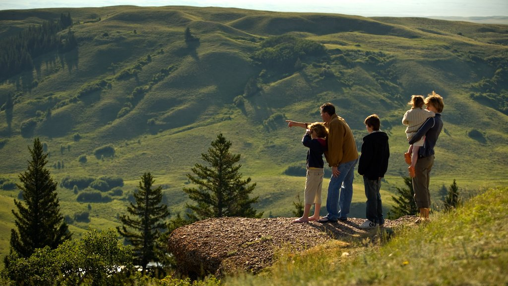 Saskatchewan as well as a family