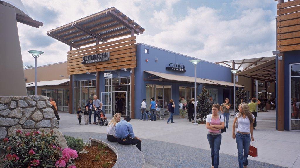 Marysville que incluye arquitectura moderna