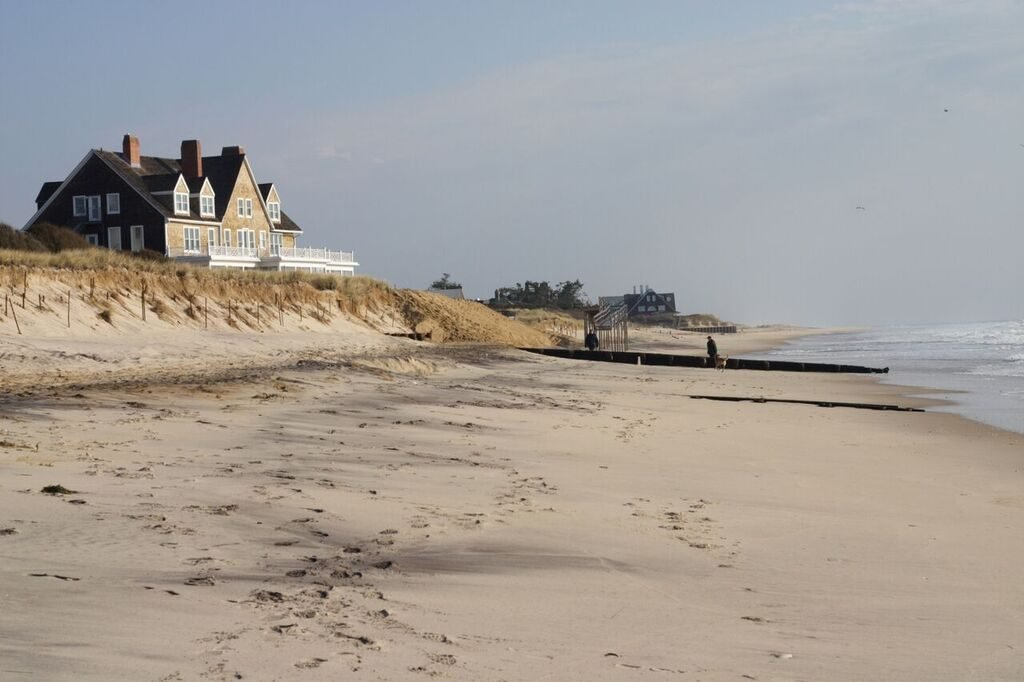 Hamptons America Beach
