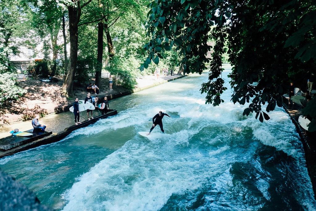 munich-surfing