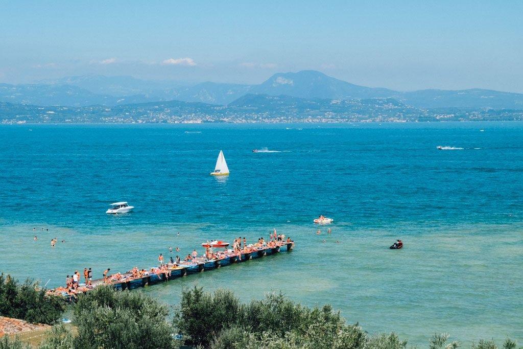 Sirmione-Italy-beach