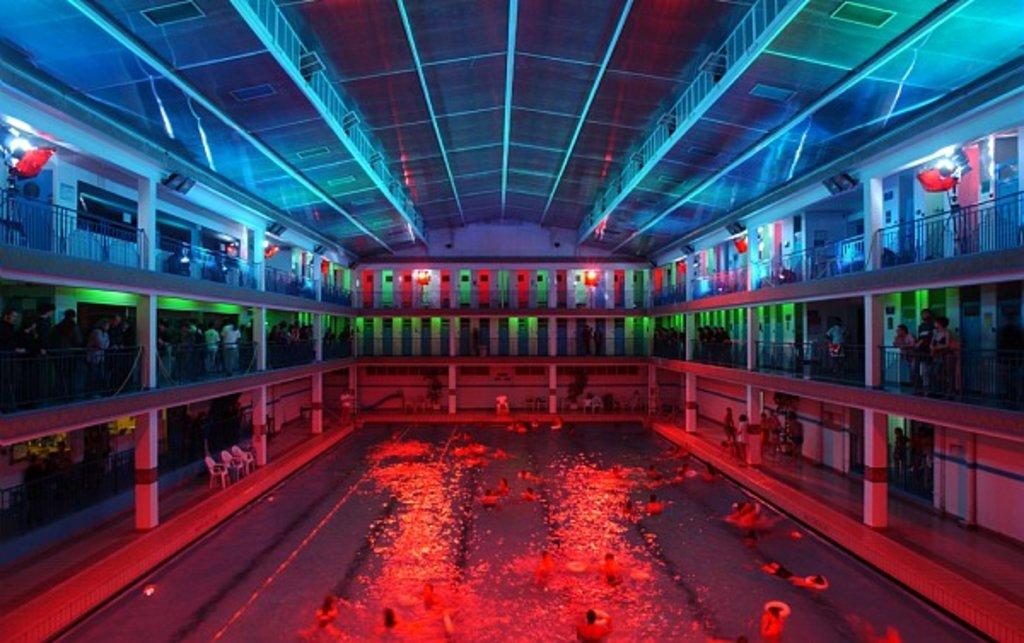 Pontoise Pool, Paris