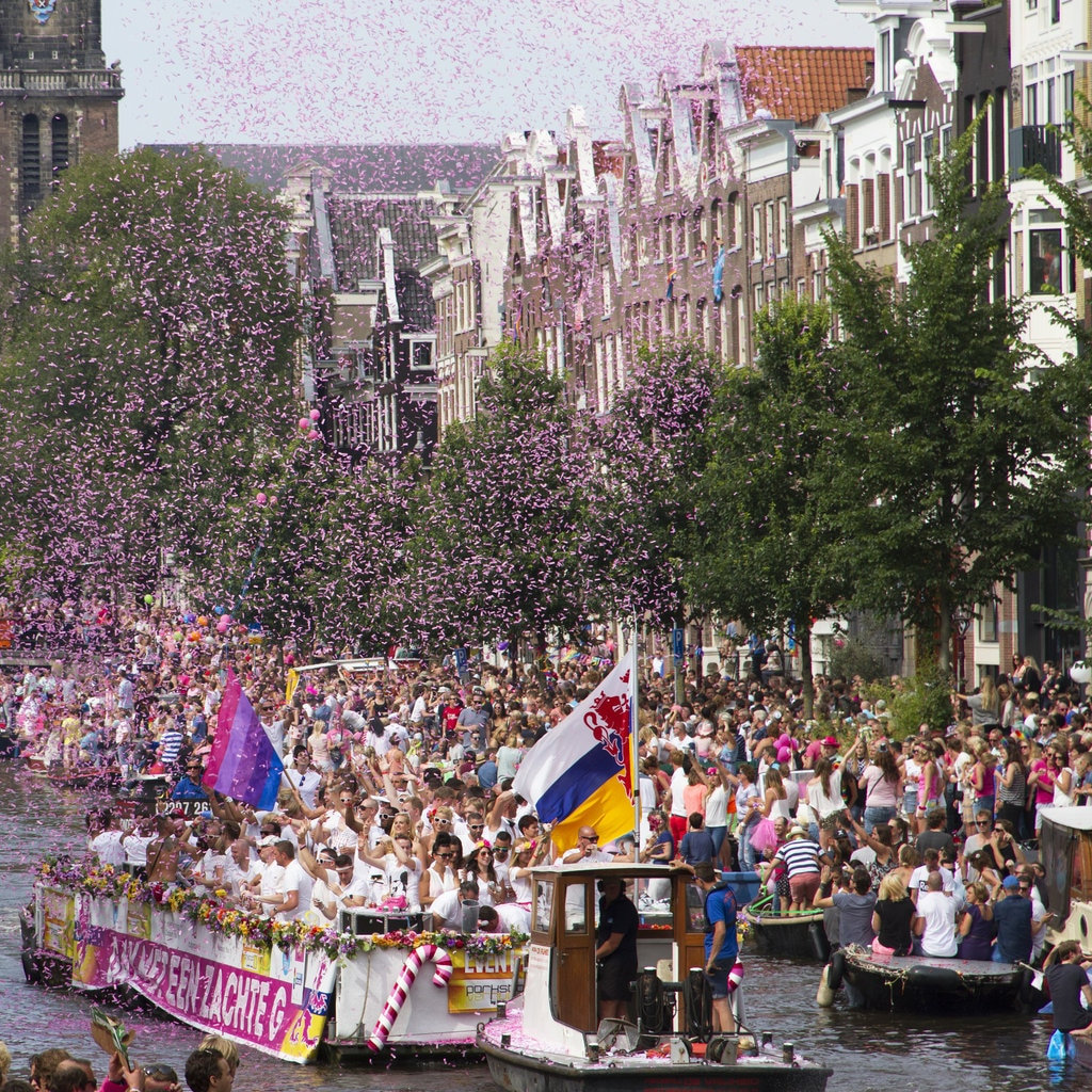 Summer festivals in Amsterdam