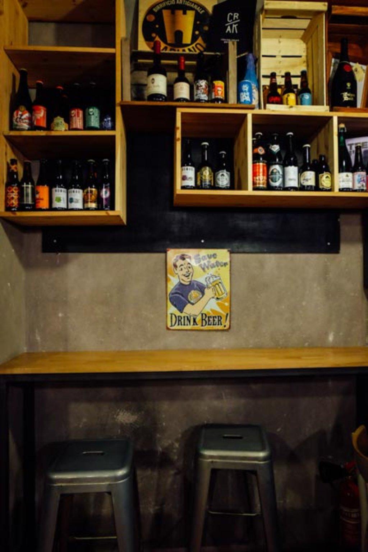 Hopside, craft beer in Rome