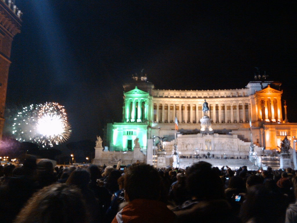 April celebrations in Rome
