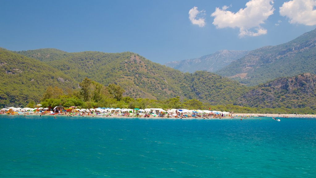 Oludeniz featuring general coastal views