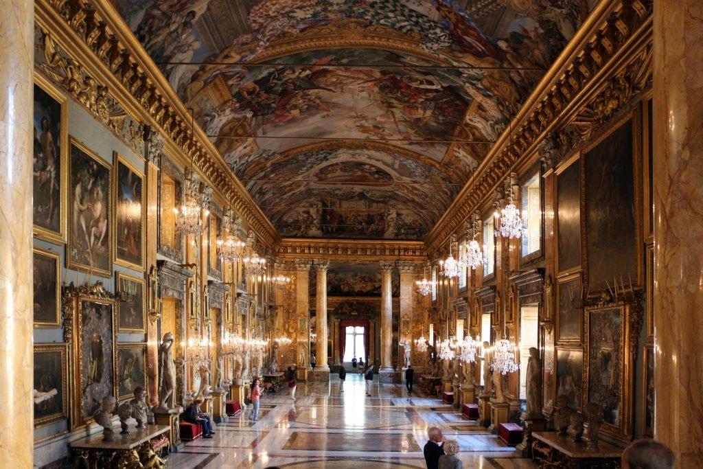 Palazzo Colonna in Rome