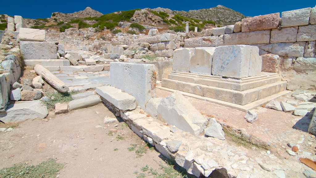 Knidos which includes a ruin