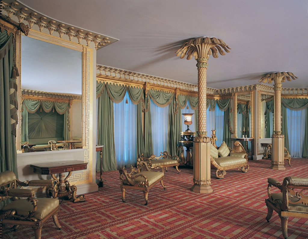 The Royal Pavilion's Music Room