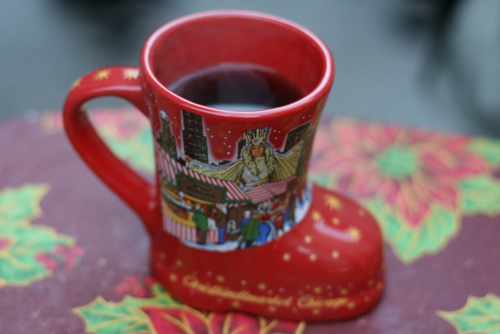 An oh-so-warming mug of Gluhwein. Image by matthewokeefe via CC BY 2.0 licence.