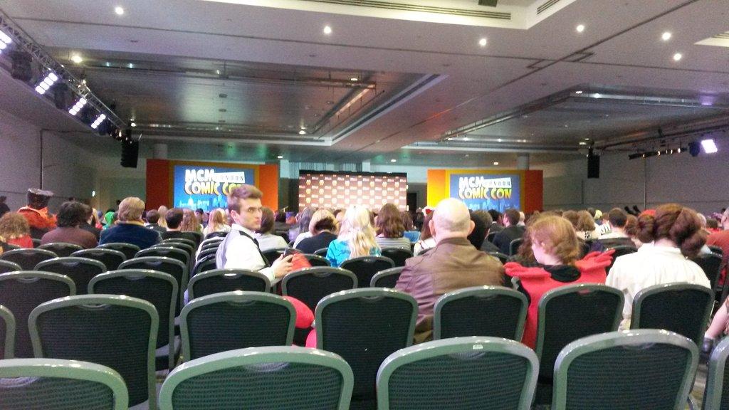 London Comic Con Panel