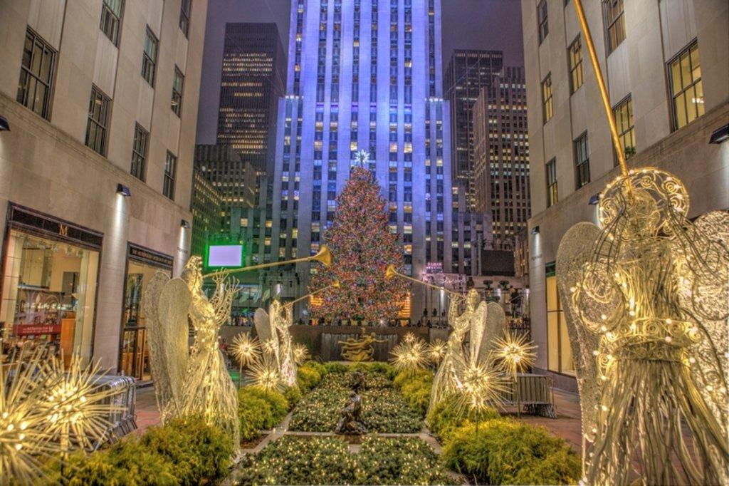 Christmas Rockefeller