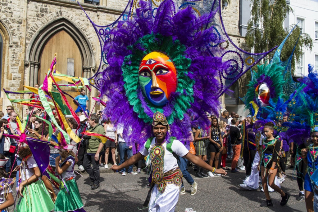 Notting Hill Carnival Parades