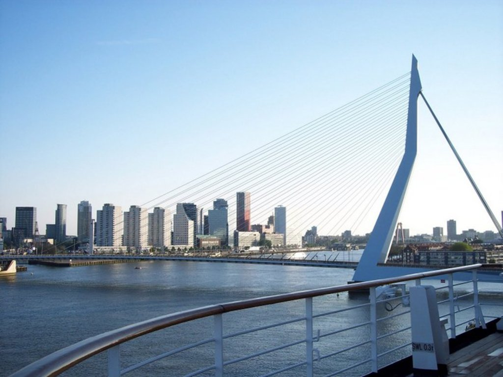 206_Rotterdam_bridge - Paul DiBara Sr - 720