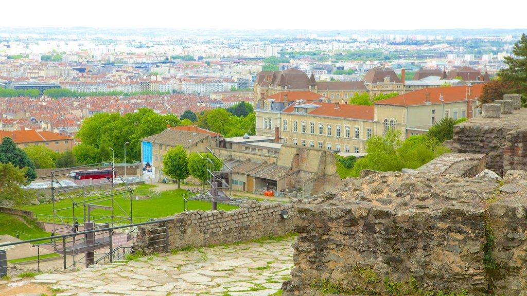 Roman Theatres of Fourviere
