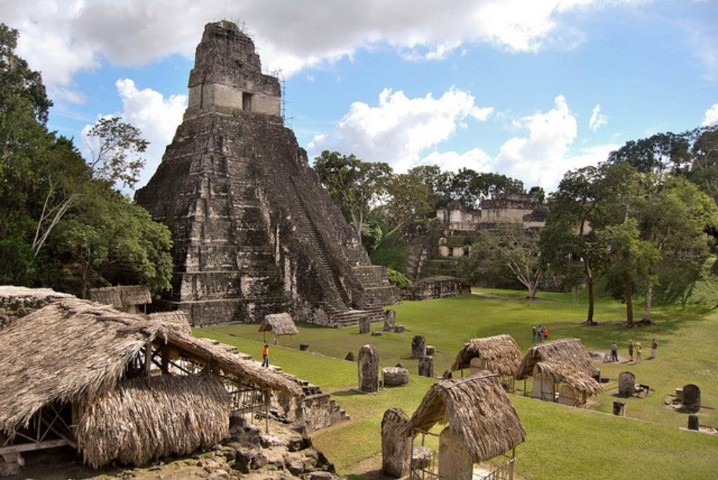 Tikal, Guatemala, Star Wars