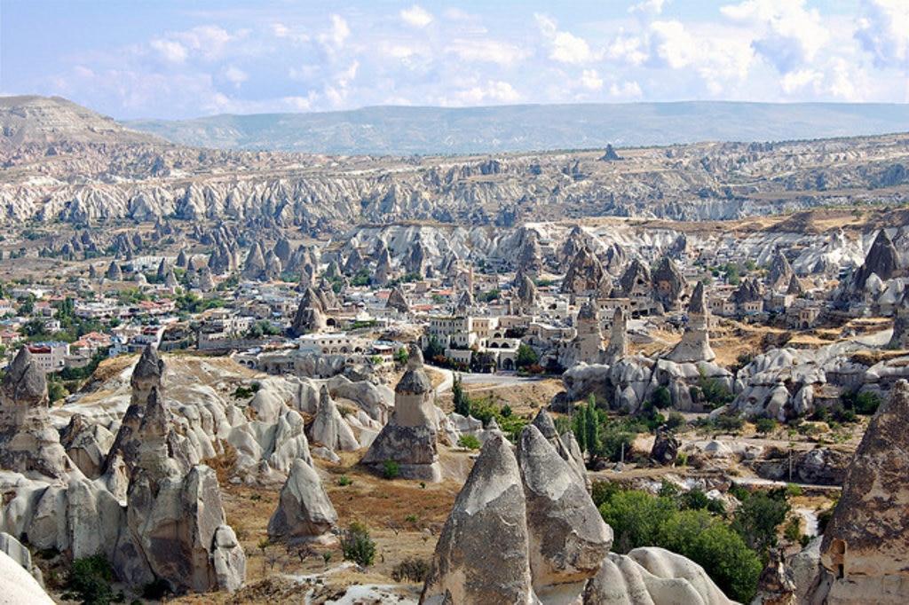 Cappadocia, Turkey, Star Wars