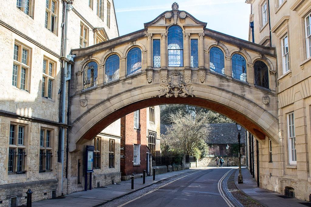 Oxford University Bridge
