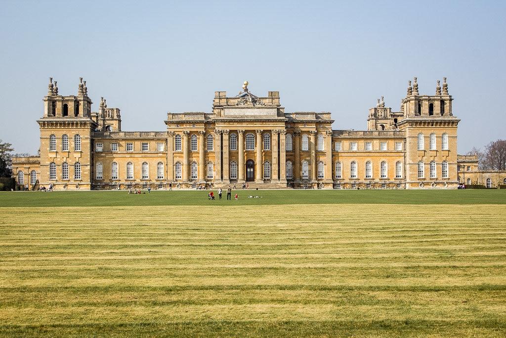 Oxford - Blenheim Palace