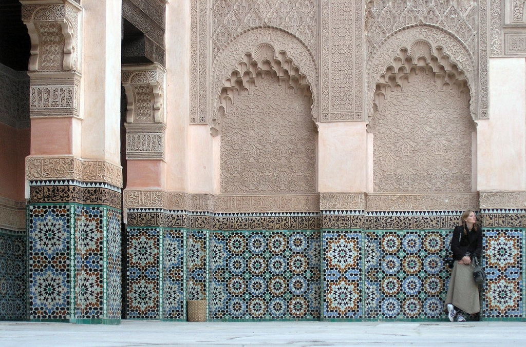 ben youssef madrasah , Marrakesh