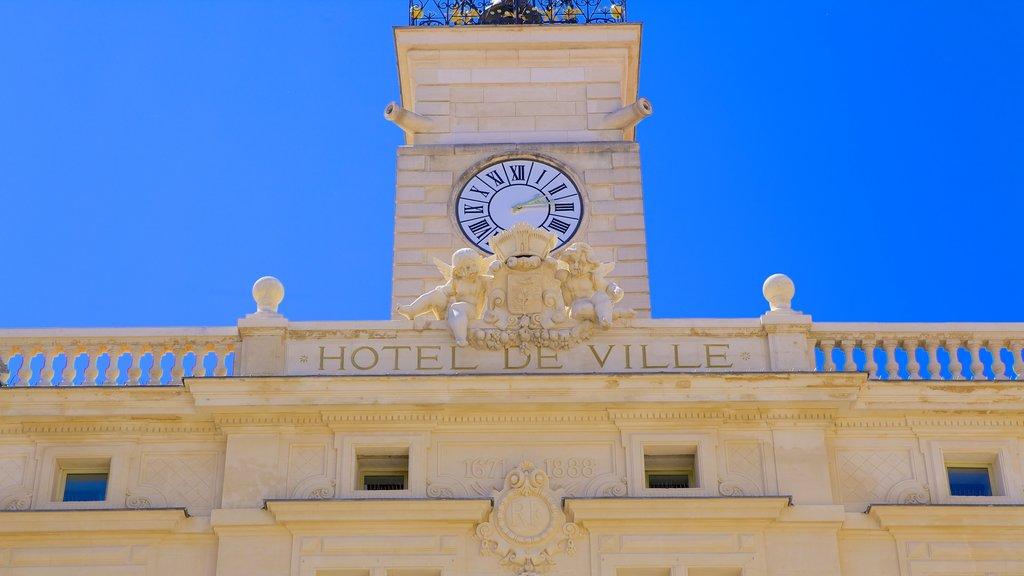 Orange showing heritage architecture