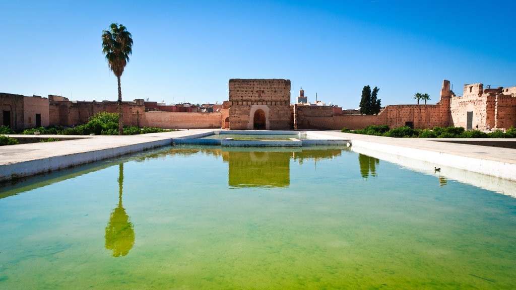 The Badii Palace, Marrakesh