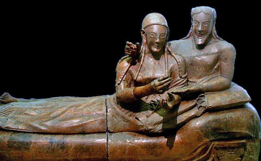 Etruscans Rome