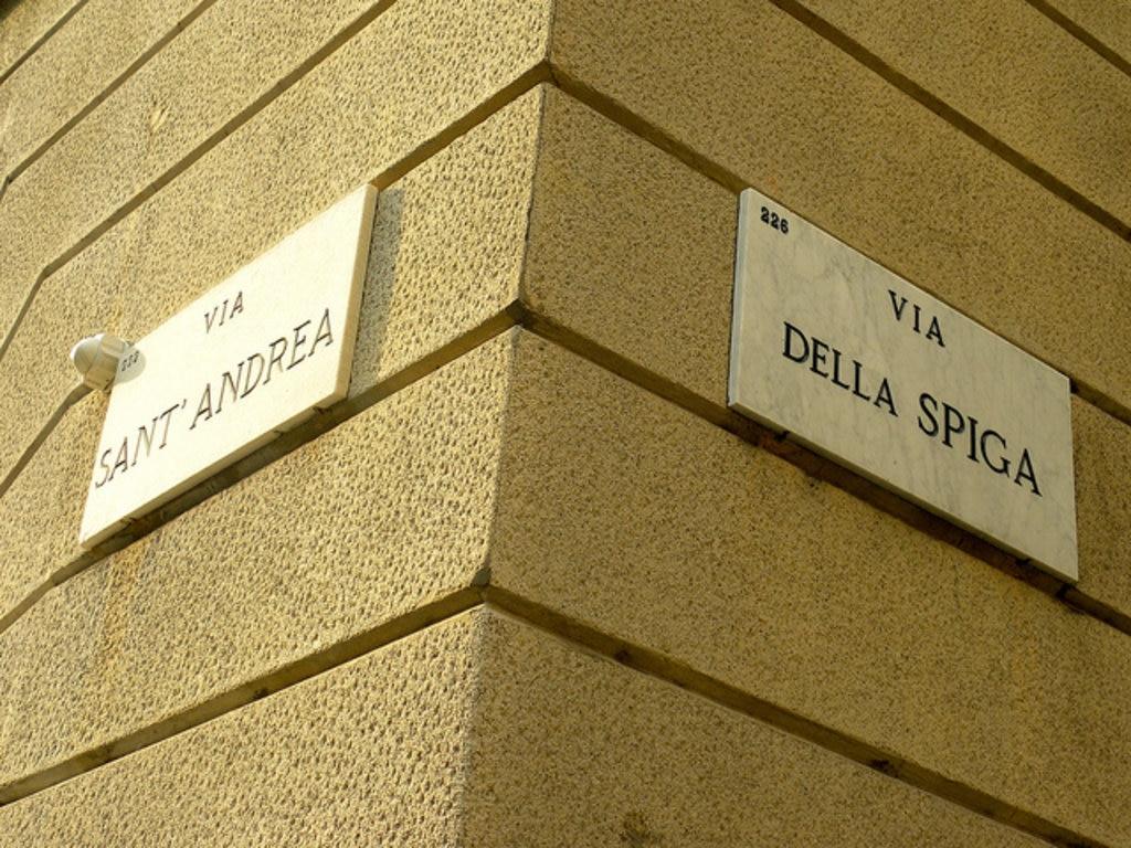 Della Spiga Milan