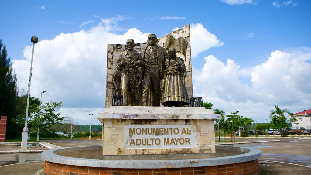 Flores featuring a monument, a statue or sculpture and outdoor art
