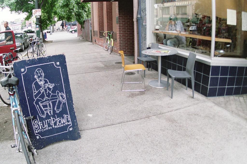 Coffee Shops in Portland