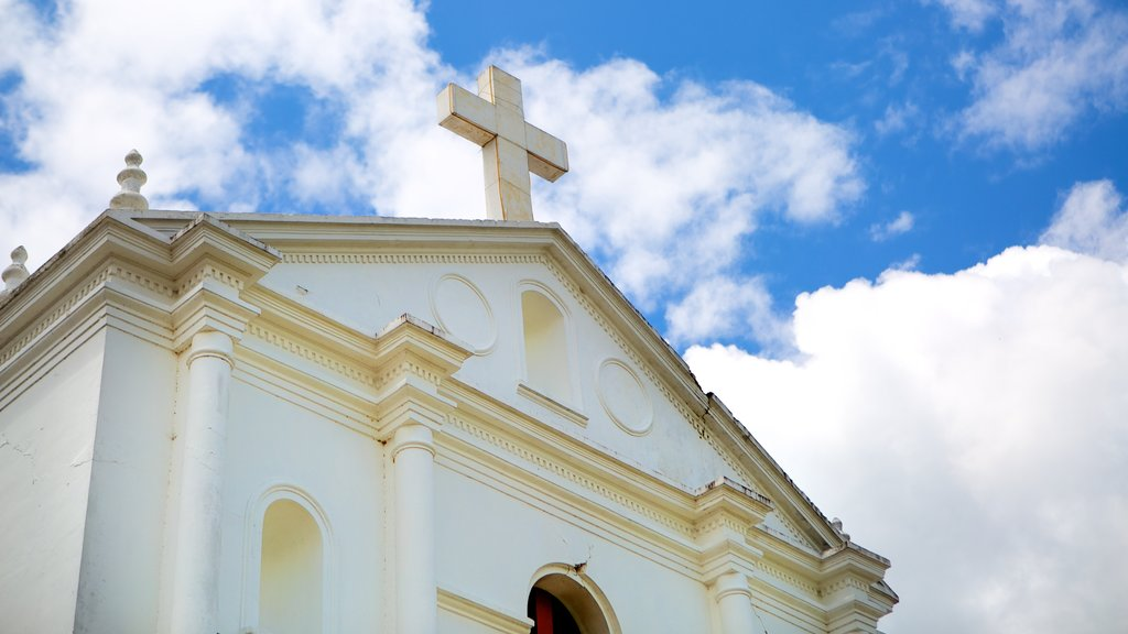 Church of Saint Peter which includes a church or cathedral, religious aspects and heritage architecture