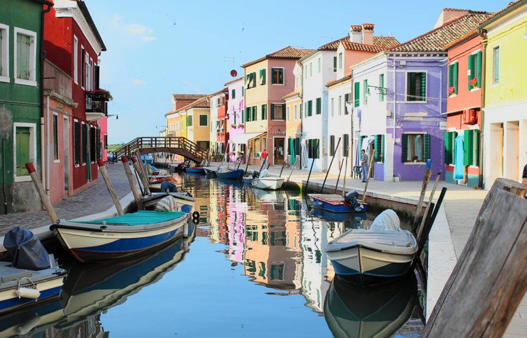 Italy Boats
