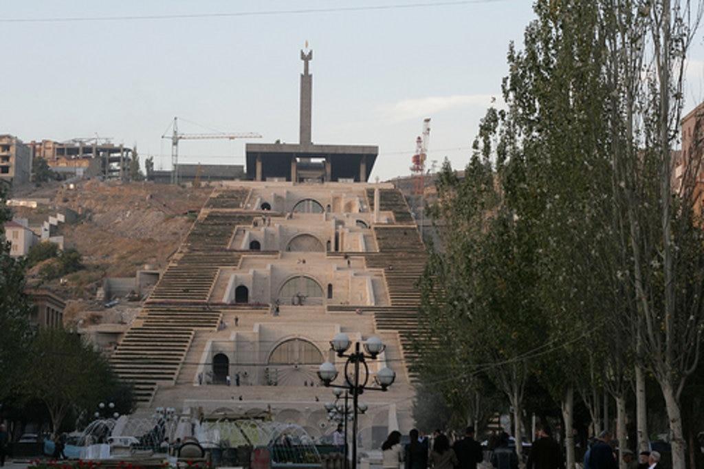 Cascade Yerevan, Armenia