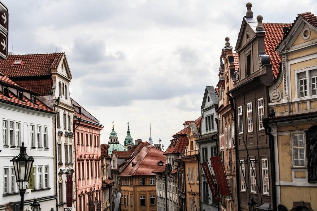Castle District, Prague