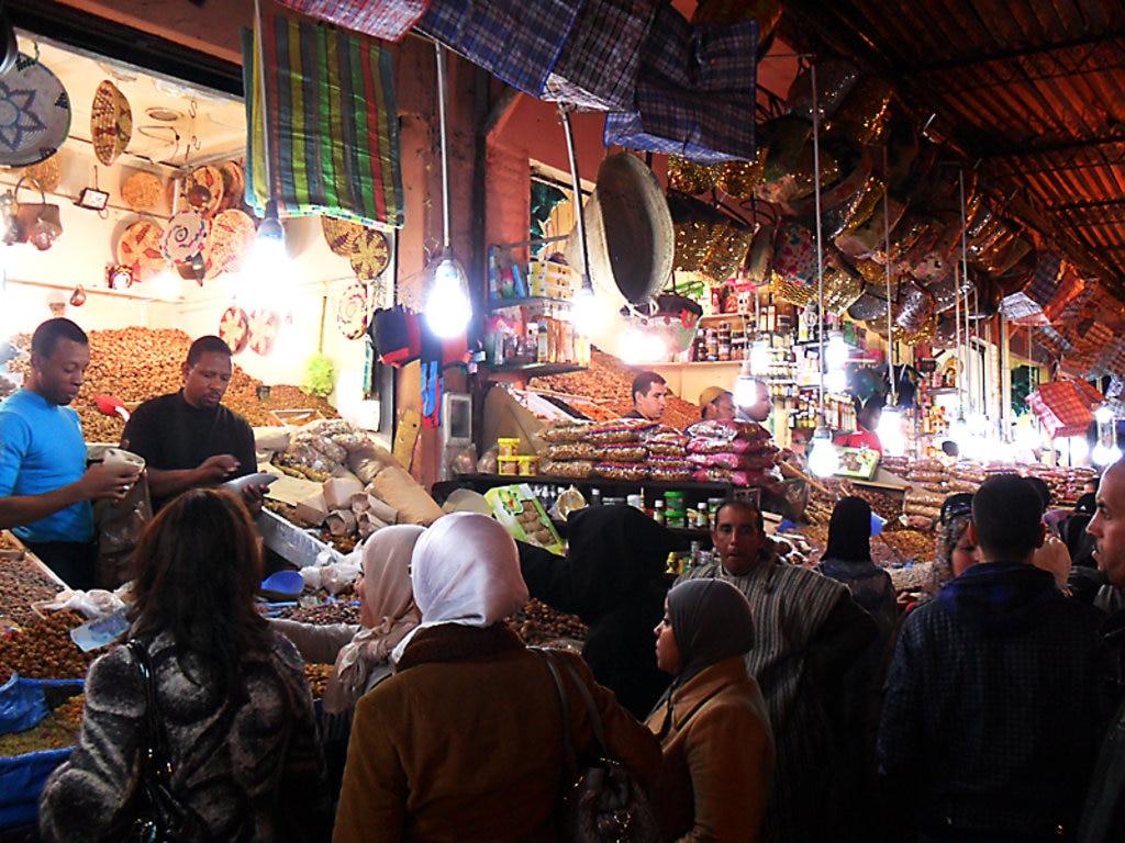 Souk, Marrakech