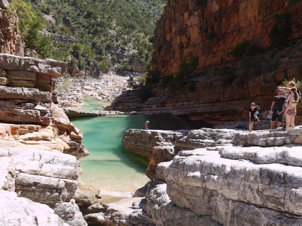 Paradise Valley near Agadir, Morocco