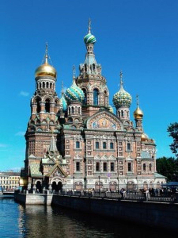 Russia, St Petersburg