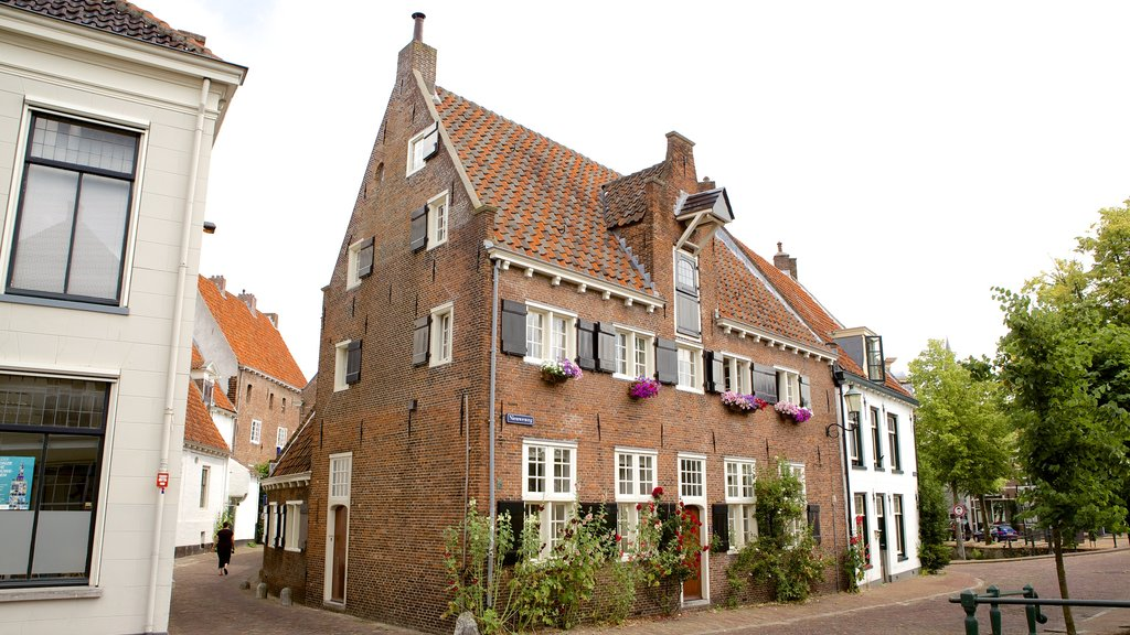 Amersfoort which includes a house, heritage elements and street scenes